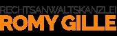 Rechtsanwaltskanzlei Romy Gille Logo